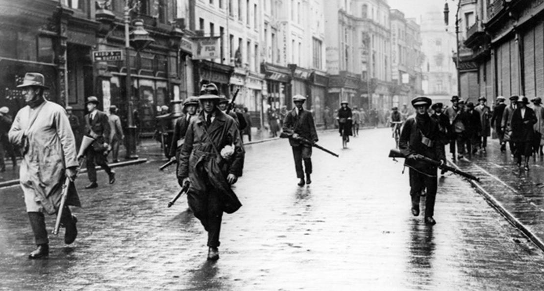 Боевики в Ирландии