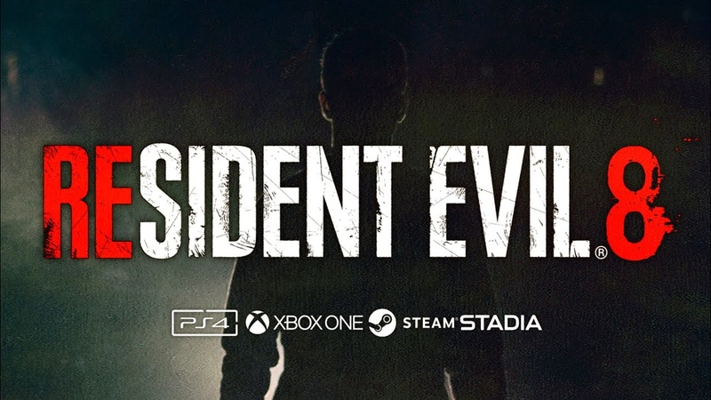 Resident Evil 8 - Announcement Trailer PS4   Xbox One