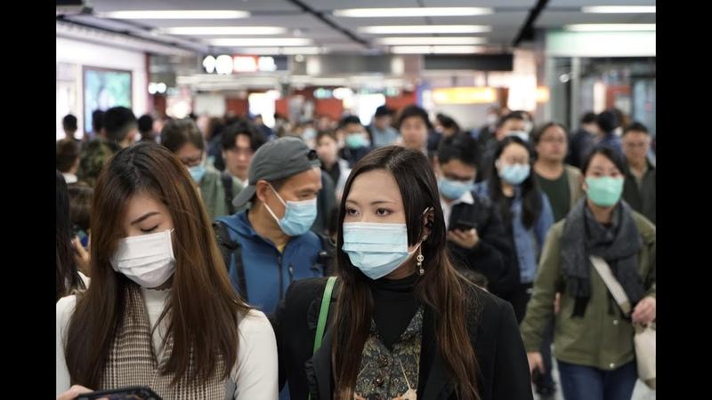 Коронавирус в китае. 20 000 человек за один день заразились короновируСом КОРОНАВИРУС.