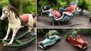 Новогодние переделки Фикс Прайс / Винтажный декор из дешевых игрушек