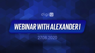 Webinar with Alexander I, Chief Strategic Planning Officer