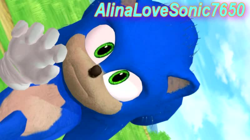 MMD Sonic Movie Sonic Worst In Me Remake