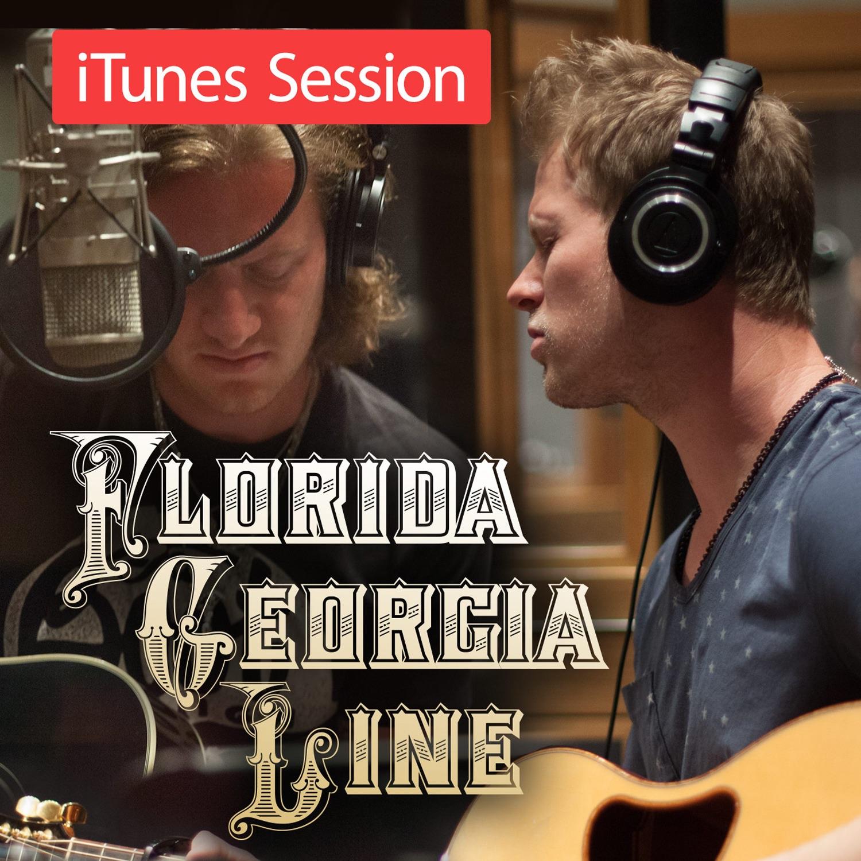 Florida Georgia Line album iTunes Session