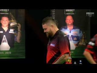 Nathan Aspinall vs Michael Smith (PDC Premier League Darts 2020 / Week 9)