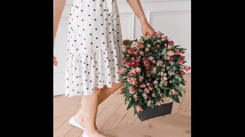 Немого о свежести🐈 букетопт цветы напрямую с плантаций Позвоните нам и получите промокод на 200 рублей скидку на любой буке