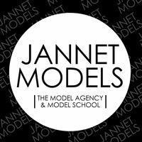 Логотип Модельное агентство JANNET MODELS
