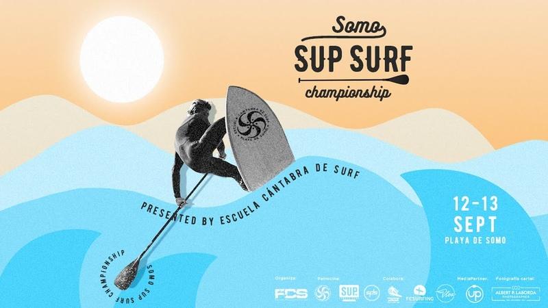 Somo SUP Surf Championship