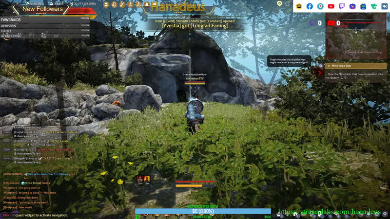 BDO SEA Hit lvl50 and then Apex Legends