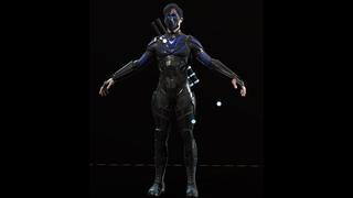 Делаем 3д модель персонажа  суперхера, анимация ретаргетом последний этап+ вопросики