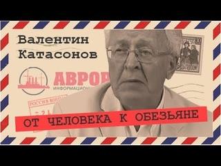 Пародия на конституцию, или Парламент – это зло (Валентин Катасонов)
