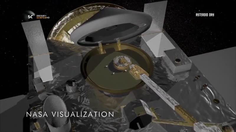 Астероиды убийцы Discovery Космос наизнанку 1 сезон 3 серия