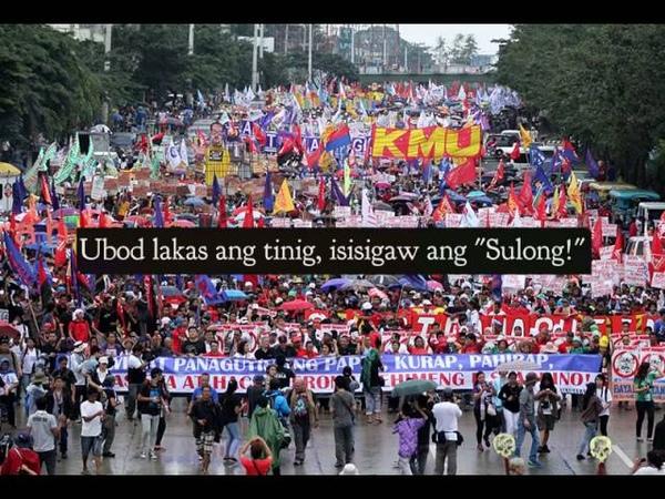Awit ng Tagumpay Sing along
