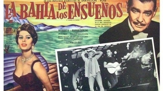 SOPHIA LOREN y VITTORIO DE SICA en CAPRI (oLA BAHIA DE LOS ENSUEÑOS, 1960)