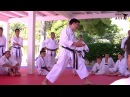 Lucio Maurino teaching Kata Sochin - Karate Relax June 2013