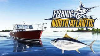 РЫБА ЗА БАБКИ. НОВЫЙ КАТЕР - Fishing: North Atlantic (стрим) #3