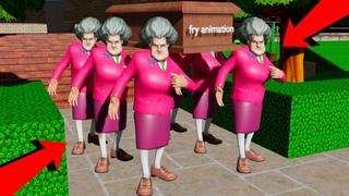 🔴 Scary Teacher 3d - Coffin Dance Meme - funny animation