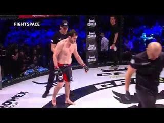 GFC 22: Тимур Валиев — Тайгро Коста (Бразилия)   Полный бой HD   ММА
