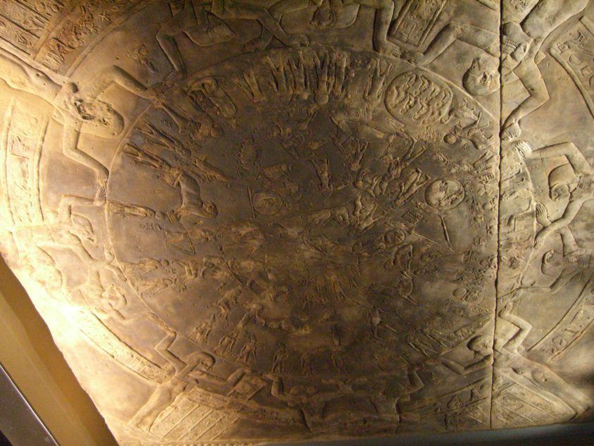зодиак дендерский храм