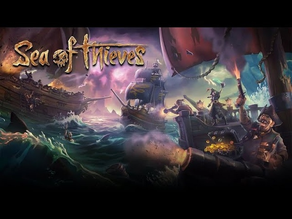 Sea of Thieves Неравный бой против Мегалодона и Корабля призрака оО