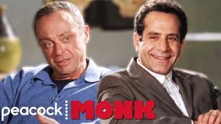 Monk Tells Dr. Kroger that He's Finally Getting Better   Monk