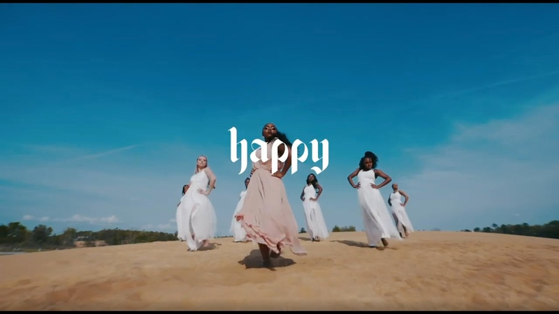 Wande HAPPY Full Music Video now available on Wande's Channel