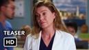 Grey s Anatomy Season 17 Teaser Promo HD