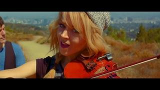 Lindsey Stirling & KHS -  It Ain t Me (Selena Gomez & Kygo Remastered 2020)  4K Hdr 60 fps dts