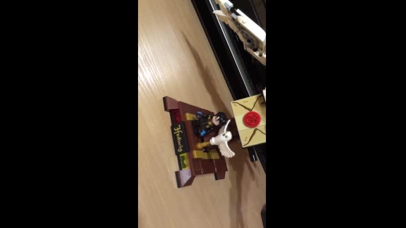 Букля из LEGO 75979