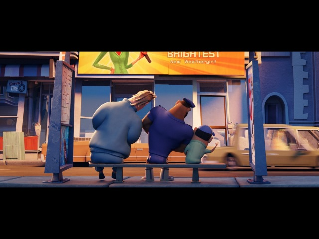 Cloudy With A Chance Of Meatballs 2 The Mysterious Sasquash