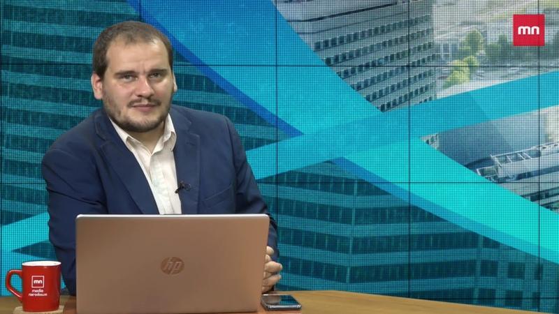 Radny z Krakowa atakuje przedsiębiorców 1110 zabitych dzieci w 2019 roku dr Bawer Aondo Akaa