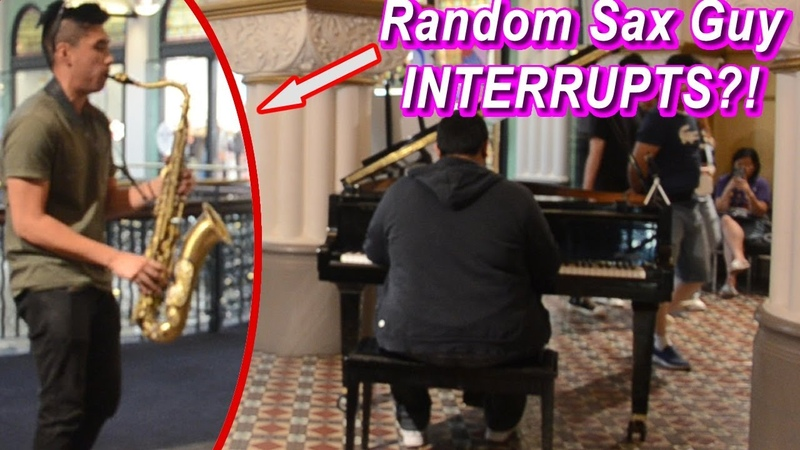 I played GIORNO S THEME on piano in public and THIS HAPPENED
