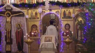 Крещение Господне//Праздник Крещения//Освещение воды//Храм Флора и Лавра в нашей деревни!