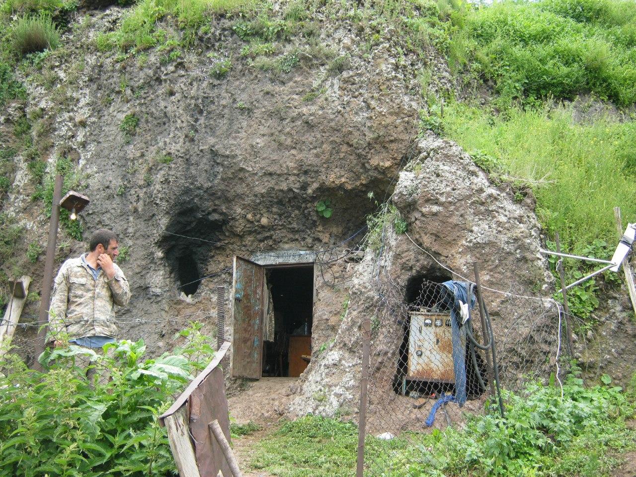 пастушеская пещера
