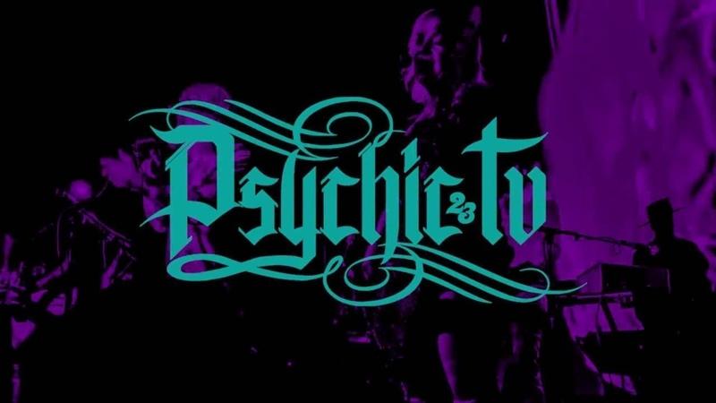 Psychic TV PTV3 Mother Sky vs Alien Sky Thank You 2011 EP UK US HQ