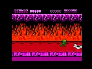 Battletoads - NES - Speed Run - NO CHEATS - NO WARPS - Perfect Run