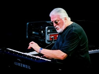 Jon Lord Solo + When A Blind Man Cries (Moscow 1996)