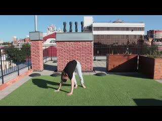 Импровизация в танце: принцип 4