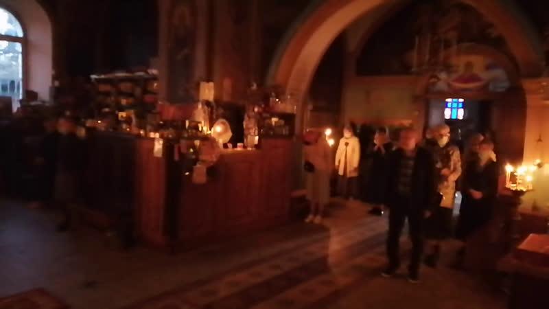 Live Николо Боголюбский Храм в Павшино Красногорск