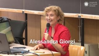 La prima lezione di Linguistica generale - Alessandra Giorgi