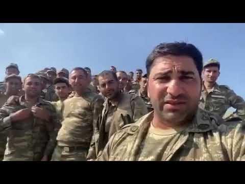 карабах азербайджанские солдаты обратились к народу татарстана Провоцируют