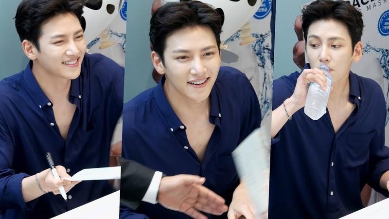 Hansome Actor Ji Chang Wook 지창욱 팬싸인회 직캠 01 Fan Sign Event FanCam 스타필드 하남