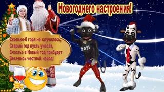 Новогоднего настроения! Немного юмора для Вас! С Наступающим!