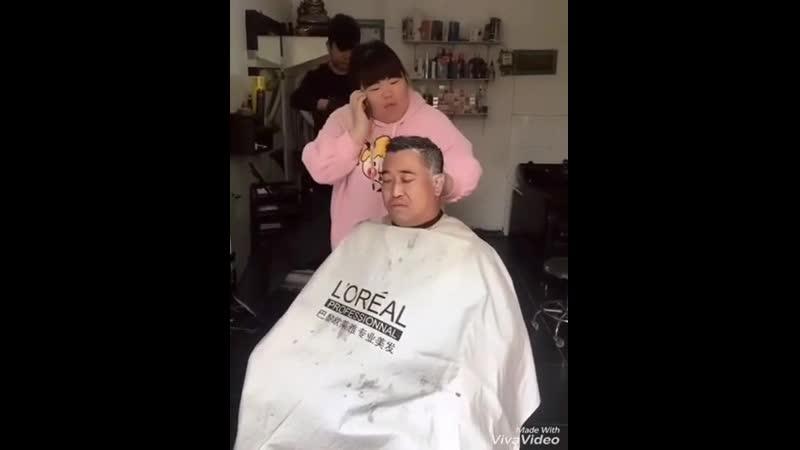 Прикол парикмахерские в китае wdpBcNqy0n0