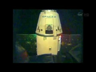 [ISS] SpaceX's Dragon CRS-4 Spacecraft Arrives at ISS with 3D Printer Amongst Cargo