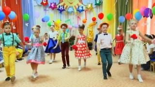 "Танец ""Королева красоты"" МДОУ №97 Мордовия"
