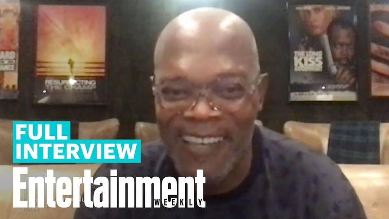 In Conversation With Samuel L Jackson SCAD Film Fest 2020 Entertainment Weekly