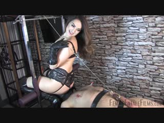 Fff - the agony and the ecstasy femdom