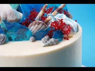 Готовим детский торт Ариэль