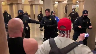 Congress meets to certify Biden's win as Pro-Trump protesters gather in D.C.| USA