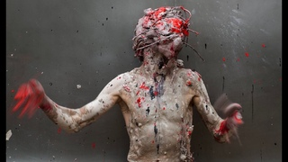 """Transfiguration"" teaser, Olivier de Sagazan"